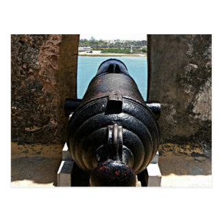 Fort Jesus 10 Mombasa, Kenya, East Africa Postcard