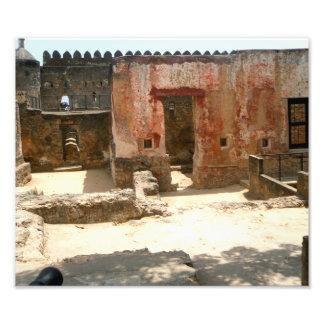 Fort Jesus 3 Mombasa, Kenya, East Africa Photo Print