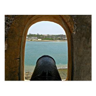 Fort Jesus 8 Mombasa, Kenya, East Africa Postcard