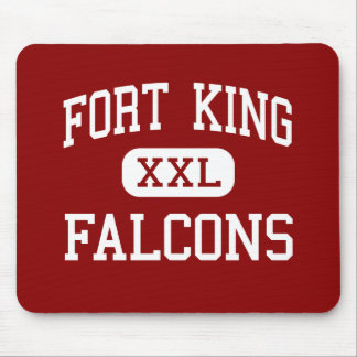 Fort King - Falcons - Middle - Ocala Florida Mouse Pad