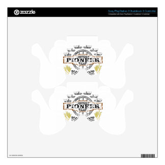 fort laramie pioneer decal for PS3 controller