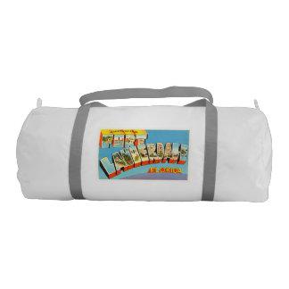 Fort Lauderdale #2 Florida FL Old Travel Souvenir Gym Bag
