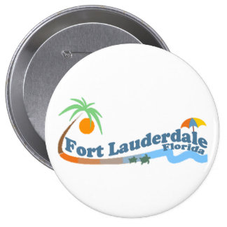 Fort Lauderdale. Buttons