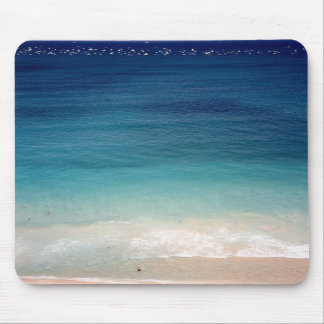 Fort Lauderdale by the Sea Ocean View MousePad Art
