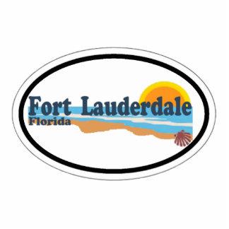 Fort Lauderdale. Cutout