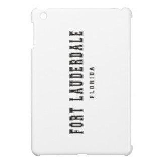 Fort Lauderdale Florida iPad Mini Case
