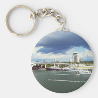 Fort lauderdale Florida Keychain