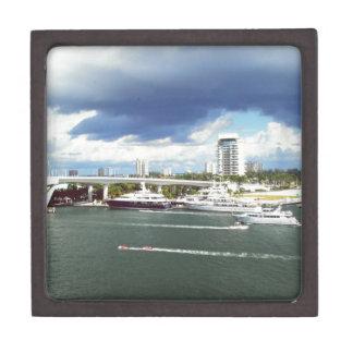 Fort lauderdale Florida Premium Gift Box