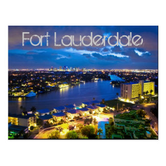 Fort Lauderdale Florida U S A Post Cards