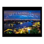 Fort Lauderdale, Florida, U.S.A. Postcards
