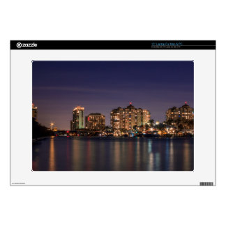 Fort Lauderdale From Hugh Taylor Birch Laptop Decal
