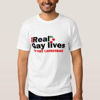 Fort Lauderdale Gay Pride T Shirt