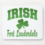 Fort Lauderdale Irish Mousepad