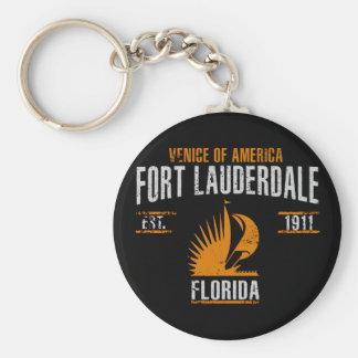 Fort Lauderdale Keychain