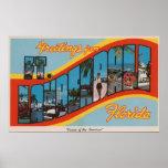 Fort Lauderdale, la Florida - escenas grandes 2 de Póster
