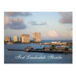 Fort Lauderdale la Florida Postales