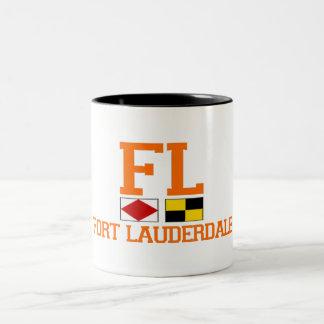 Fort Lauderdale. Mugs