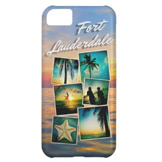 Fort Lauderdale Postcard iPhone 5C Case