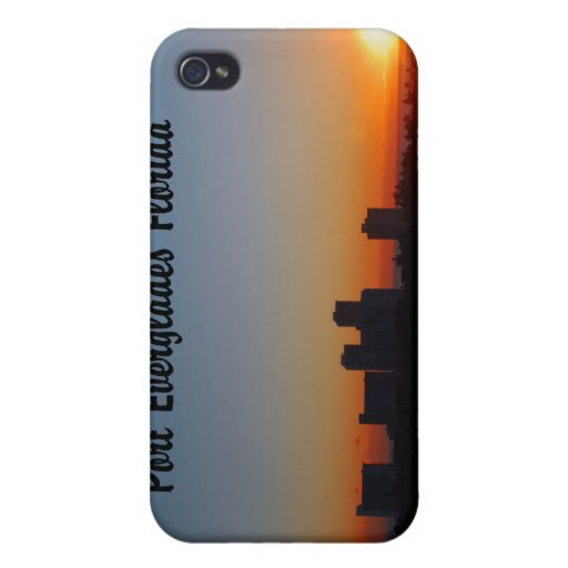 Fort Lauderdale sunrise Covers For iPhone 4