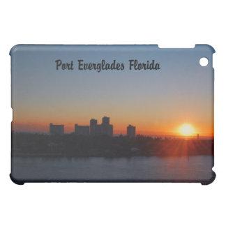 Fort Lauderdale sunrise iPad Mini Cover