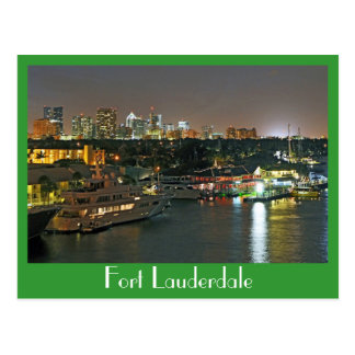 Fort Lauderdale, The Venice of the Americas Post Cards