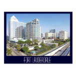 Fort Lauderdale, the Venice of the Americas Postcards