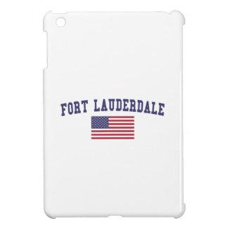 Fort Lauderdale US Flag iPad Mini Cases