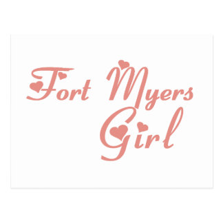 Fort Lee Girl tee shirts Post Cards