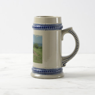 Fort Louis Cannon 18 Oz Beer Stein