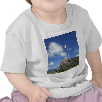 """Fort Louis Flag """"St. Maarten"""" Tee Shirts"""