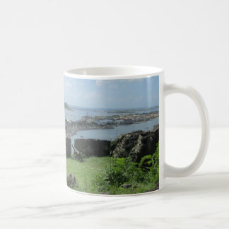 "Fort Louis Rampart Walls ""St. Maarten"" Coffee Mug"