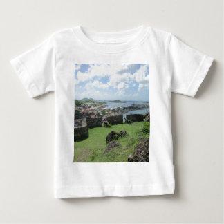 """Fort Louis Rampart Walls """"St. Maarten"""" Shirt"""