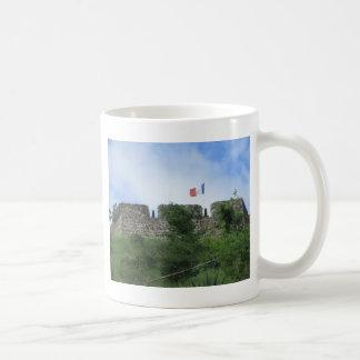 "Fort Louis Ramparts ""St. Maarten"" Coffee Mug"