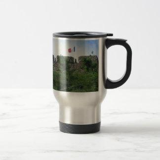 "Fort Louis Ramparts ""St. Maarten"" Travel Mug"