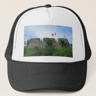 """Fort Louis Ramparts """"St. Maarten"""" Trucker Hat"""