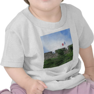 """Fort Louis Ramparts """"St. Maarten"""" Tee Shirt"""
