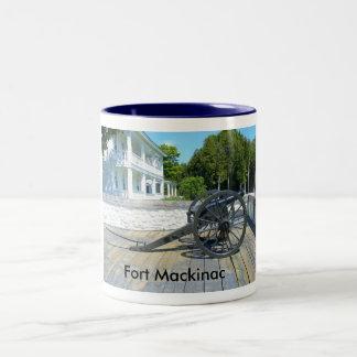 Fort Mackinac Mug