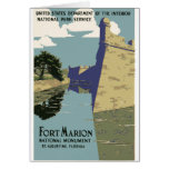 Fort Marion Card