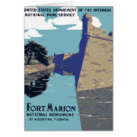 Fort Marion National Monument Card