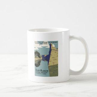 Fort Marion National Monument St Augustine Florida Coffee Mug