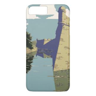 Fort Marion National Monument St Augustine Florida iPhone 8 Plus/7 Plus Case