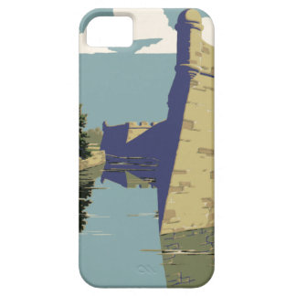 Fort Marion National Monument St Augustine Florida iPhone SE/5/5s Case