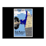 Fort Marion National Monument St Augustine Florida Post Cards