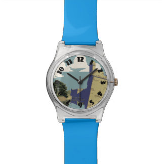 Fort Marion National Monument St Augustine Florida Wrist Watch