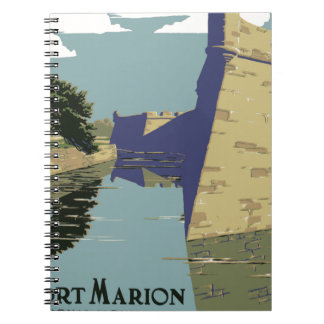 Fort Marion National Monument, St. Augustine Spiral Note Books