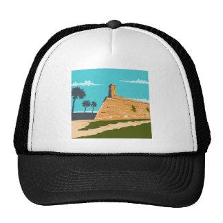 Fort Marion St. Augustine WPA Trucker Hat