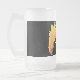 Fort McMurray Strong and Proud - Frosted Stein