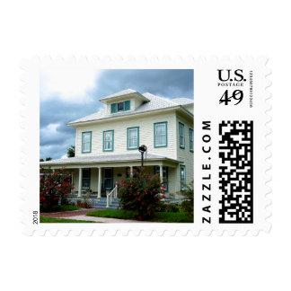 Fort Meade History Postage Stamp