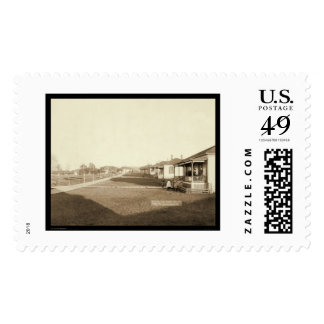 Fort Meade Residential Area SD 1889 Postage Stamp