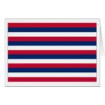 Fort Mifflin Flag Greeting Cards